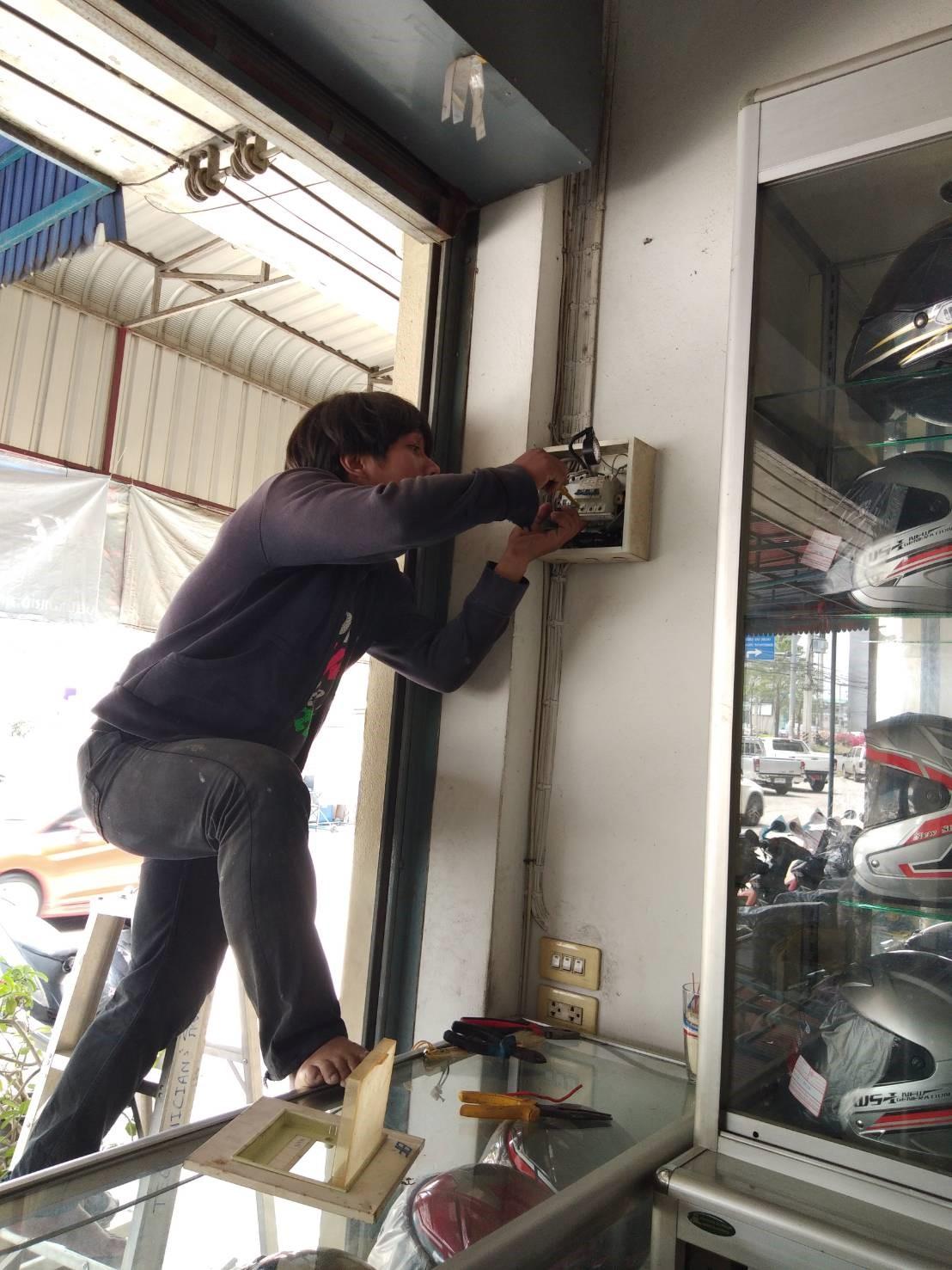 ช่างซ่อม ไฟฟ้า ปั้มน้ำ ดอนเมือง ด่วน 0882750965 idline @ckj5753k