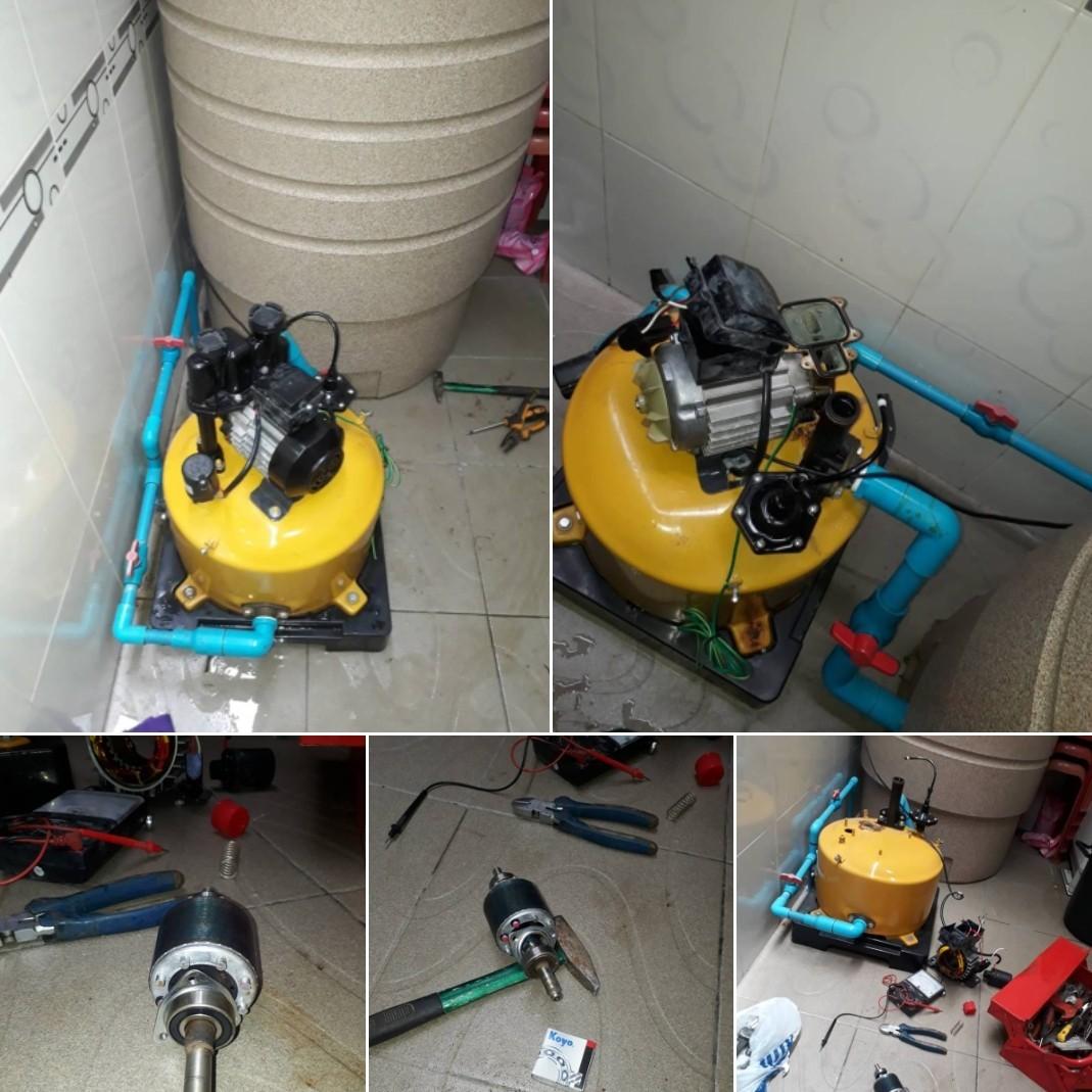 ช่างซ่อม ไฟฟ้า ปั้มน้ำ พระโขนง 0882750965 idline @ckj5753k